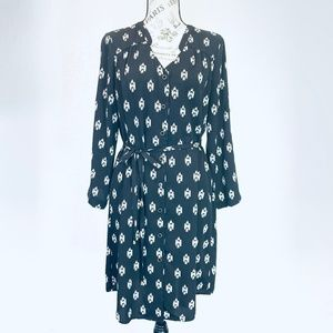 41 Hawthorn Shirt Dress w/ Belt Size M